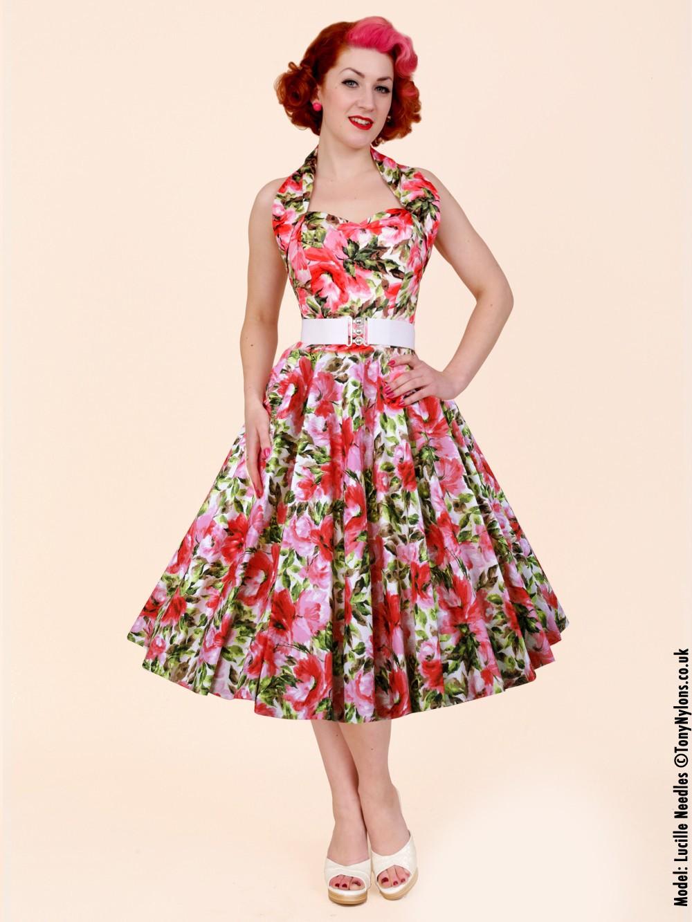 Pink Rose Dresses - Dress Xy